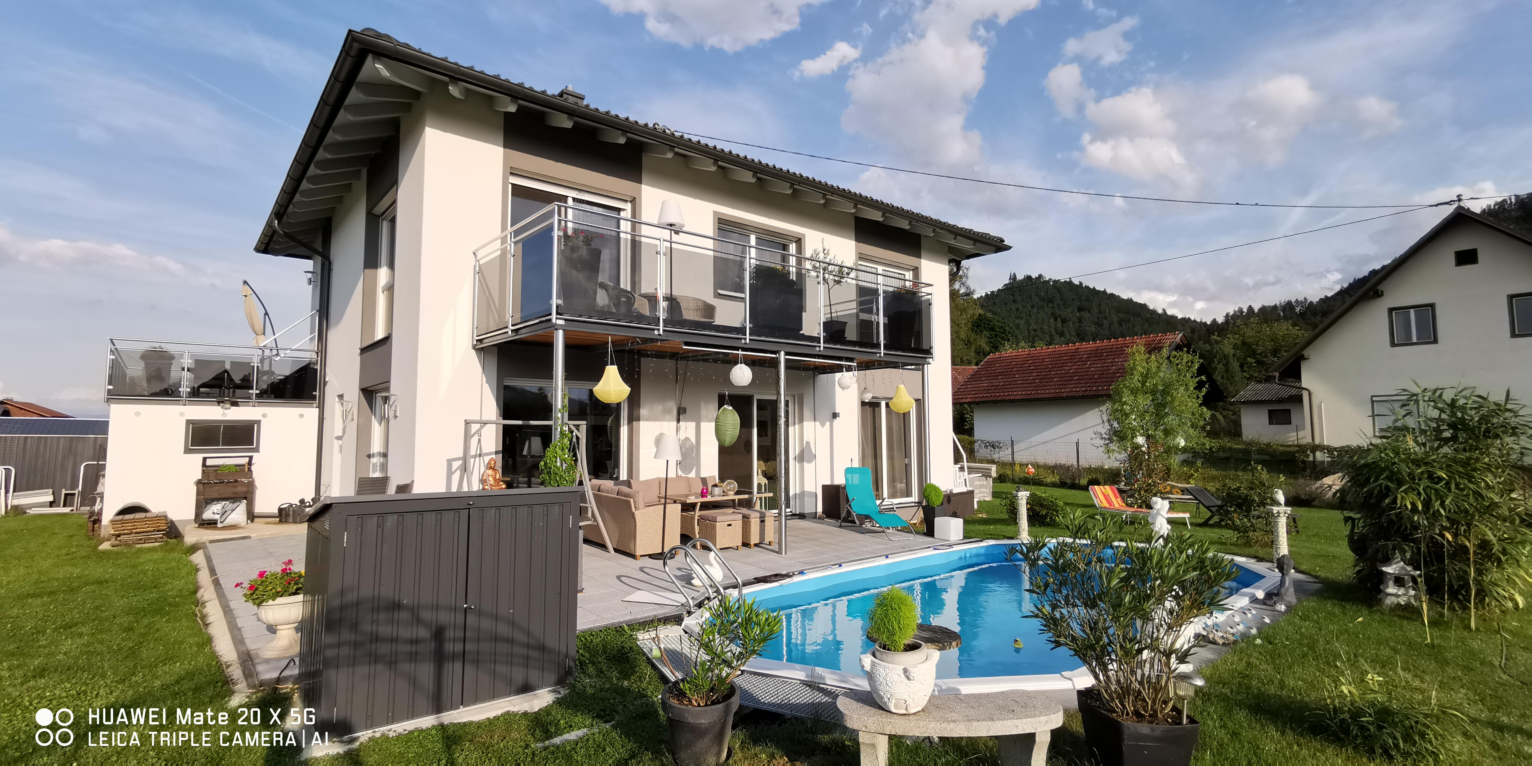 Einfamilienhaus S. in Unterburg / Klopeiner See
